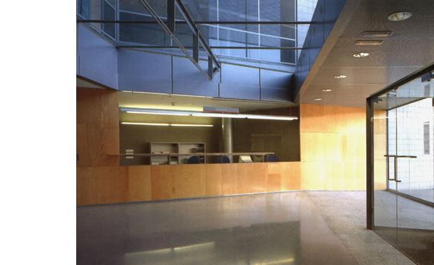 Svarquitectura for Oficinas ono barcelona