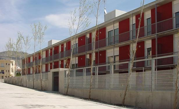 Social Housing at Creu de La Rutlla, Torroella