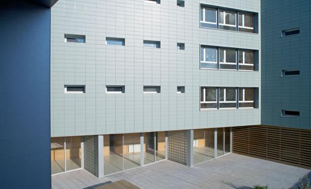 Nursing home and daycare center, L'Hospitalet